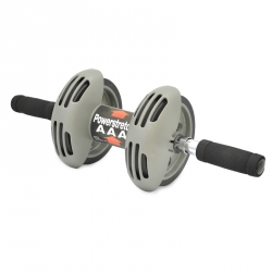 Wałek kółko do ćwiczeń Double Power Roller Master Strong MAS4A080